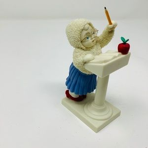 Department 56 Teachers Helper figurine